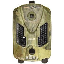 SpyPoint MMS Cellular Trail Surveillance HD Camera Hunting Security Camouflage