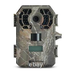 Stealth Cam 10 MP HD Video Infrared No Glow Hunting Scouting Game Trail Camera