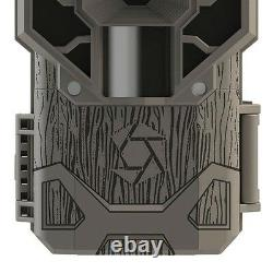 Stealth Cam 30MP Ultra High Res 4K HD No Glo IR Game Trail Camera STC-DS4K