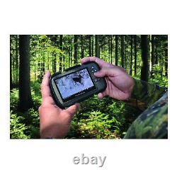 Stealth Cam DS4K 30MP 4K Trail Camera with Compact Viewer and 16GB SD Card Bundle