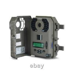 Stealth Cam G42NG 10MP No-Glow Trail Camera with Compact Viewer and SD Card Bundle