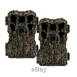 Stealth Cam PX26 26MP Trail Camera 2 Pack-Rubbed Treebark Camo
